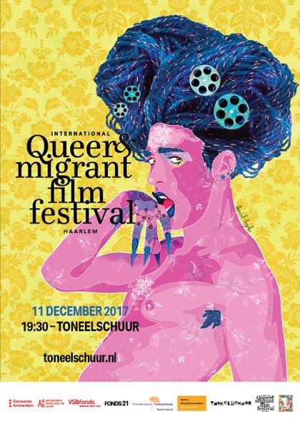 affiche IQMF festival Haarlem