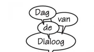 Dag van de Dialoog ballonnetjes